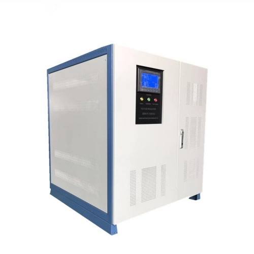 SBW-F Series Three Phase  independent controlled voltage stabilizer