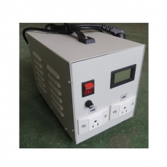 New style single phase dry type isolation transformer used in machine tools with good price